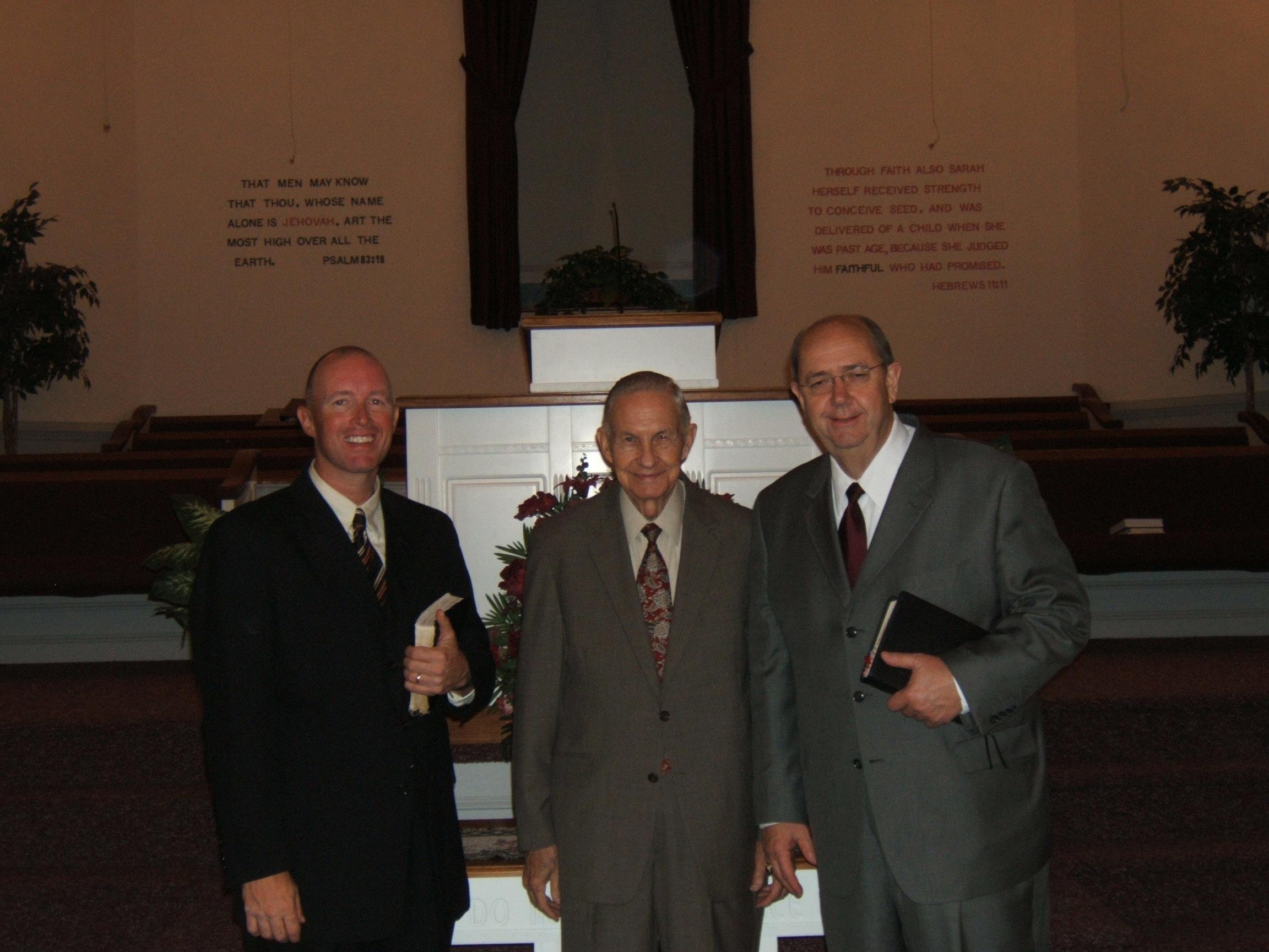 Peachtree Baptist Church Staff