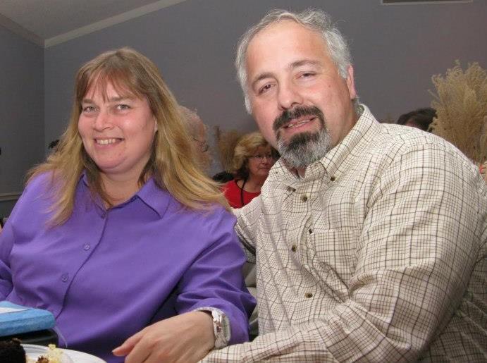 Renato and Cheri Giuliani