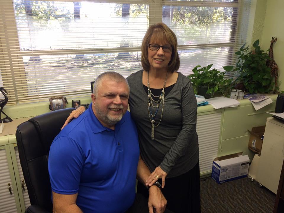 Tony and Tammy Honeycutt